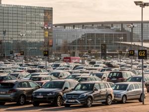 parkering lufthavn gardermoen